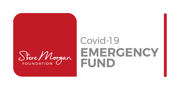 Steve Morgan Foundation logo footer